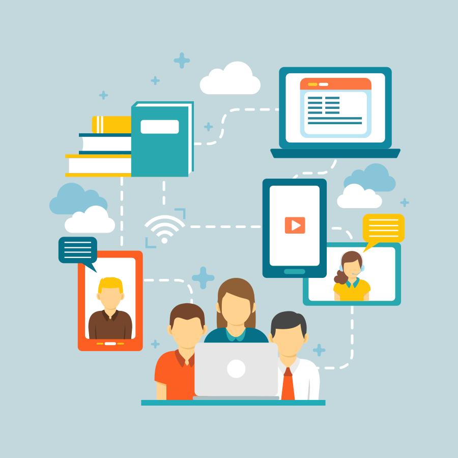 nhance Enterprise Learning Management System